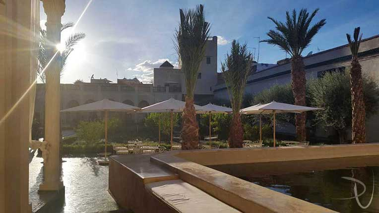 News le jardin secret marrakech a virtual walkthrough for Le jardin secret marrakech